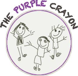 The Purple Crayon